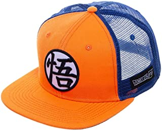 Dragon Ball Z Adjustable Snapback Hat