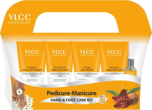 VLCC Pedicure And Manicure Kit (Combo Of 5)