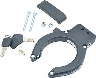 ニッコー(NIKKO) 自転車 リング錠 [NC172] リングロック V/キャリパーブレーキ対応 ブラック 0680013