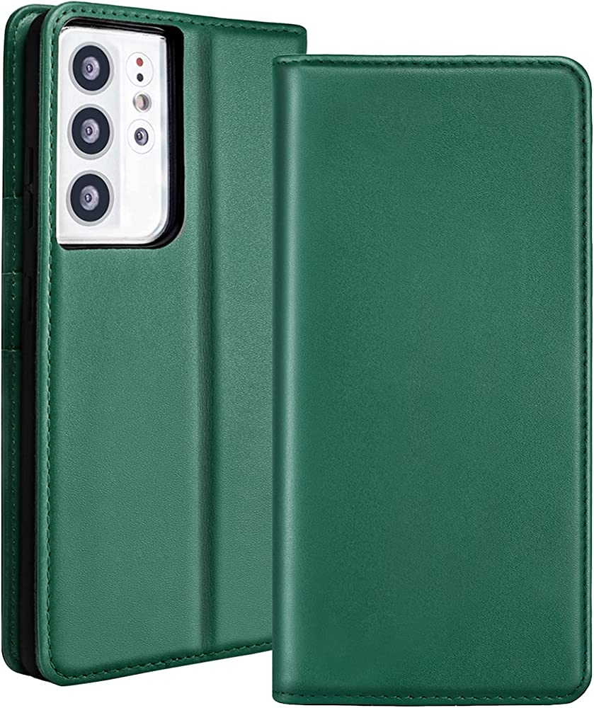 Redyrun, portafoglio, custodia per samsung galaxy s21, in pelle e silicone, porta carte di credito, unisex SG21Uhandycase-G