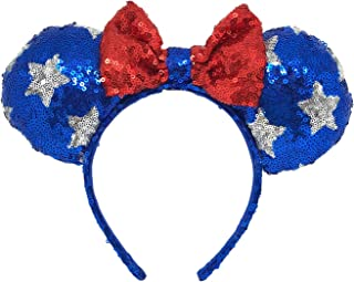 Best red white and blue minnie mouse Reviews