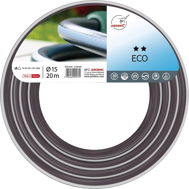 Jardibric – Tubos de riego Guipé Eco (diámetro 15 mm, 20 m)