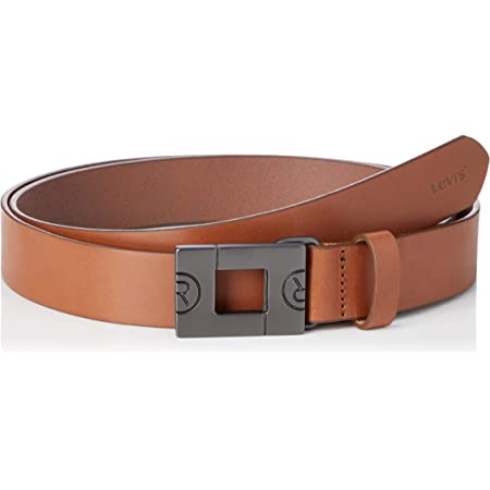 LEVIS FOOTWEAR AND ACCESSORIES Levis Squared Belt