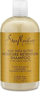 shea moisture shea shampoo