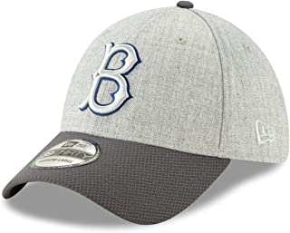 11c5cf6ab16cf4 New Era Brooklyn Dodgers 39THIRTY Cooperstown Change Up Redux Gray Hat