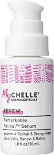MyChelle Dermaceuticals Remarkable Retinal Serum-Anti-aging Formula With Concentrated Vitamin A & Orange Plant Stem Cells,...