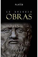 Box Grandes Obras de Platão (23 diálogos: A República, Fédon, O Banquete, Górgias, Apologia de Sócrates...) eBook Kindle