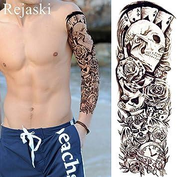 Bein mann tattoo Tattoo Unterschenkel
