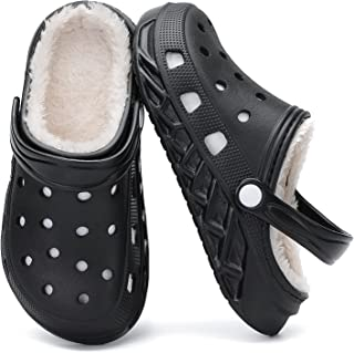 Sponsored Ad - Nihaoya Kids Garden Clogs Slip on Water Shoes Beach Sandals for Boys Girls Children Slippers for Infant/Tod...