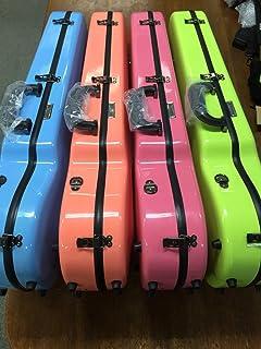 新色!Eastman イーストマン バイオリンハードケース スタンダード/ホットピンク