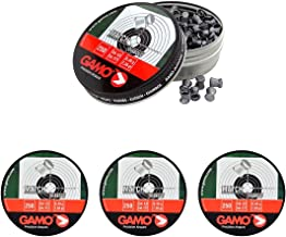4 latas de 250 perdigones Gamo Match Diabolo de Copa 4,5mm. Modelo 320024