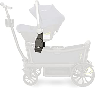 Veer Cruiser Infant Car Seat Adapter for Cybex/Maxi-COSI/Nuna Infant Car Seats