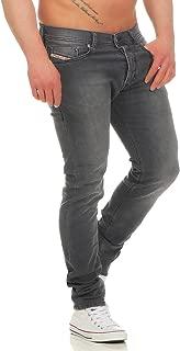 Men's Tepphar 662U Slim Carrot Jeans 72% Cotton 17% Polyester 9% Rayon-Viscose 2% Spandex