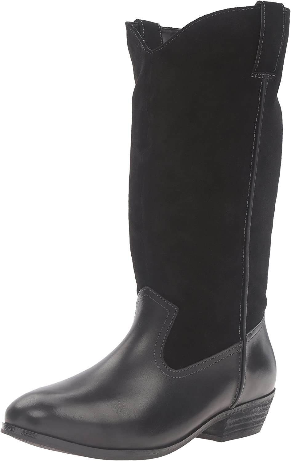 SoftWalk Womens Rock Creek Wide Calf Boot