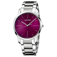 Deals on Calvin Klein City Men's Watch K2G2G14P