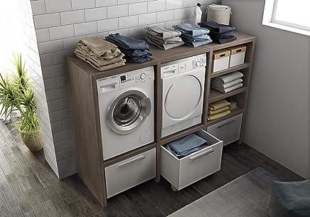 Amazon.it: lavanderia mobili - Bagno: Casa e cucina