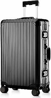 zipperless hard shell luggage