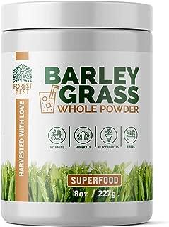 Barley Grass Powder - Nutritional Powerhouse Organic Superfood (8 oz)