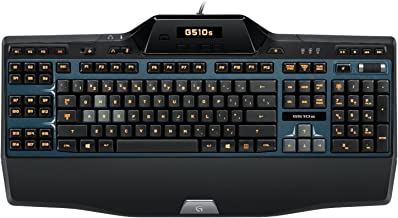 logitech g510s gaming keyboard software