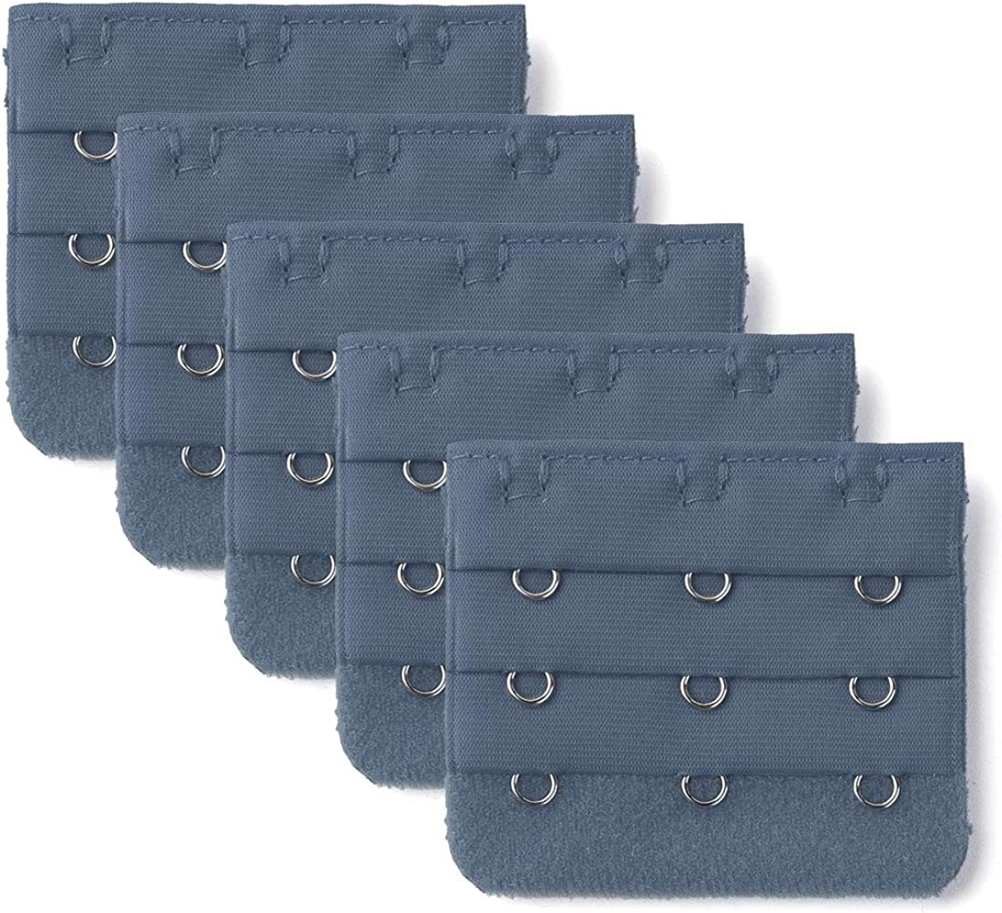 Allegra K Underwear Bra Extenders Strap B Extension Genuine Hooks Buckle Limited price sale