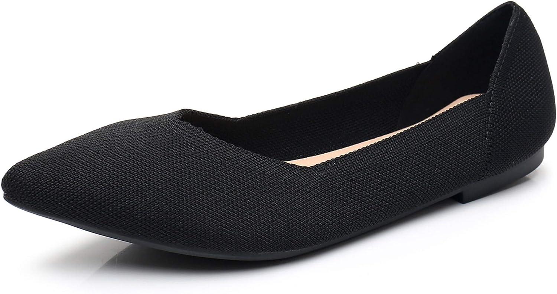 VenusCelia Women's Dextrous Knit Shoe Luxury Sales of SALE items from new works Flat
