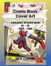 Comic Book Cover Art AMAZING SPIDER-MAN #1-36 1963 – 1966