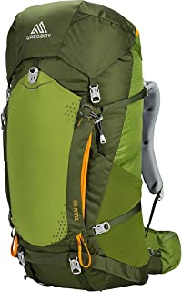 Gregory Mountain Products Zulu 55 Liter Men's Multi Day Hiking Backpack