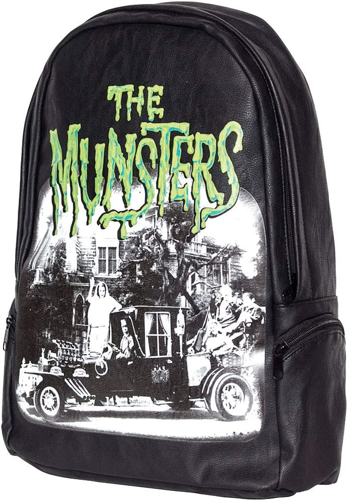 New products, world's highest quality popular! Universal Monsters The Munsters Coach El Paso Mall Backpack Family