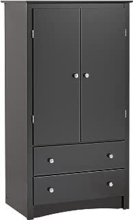 men's armoire wardrobe