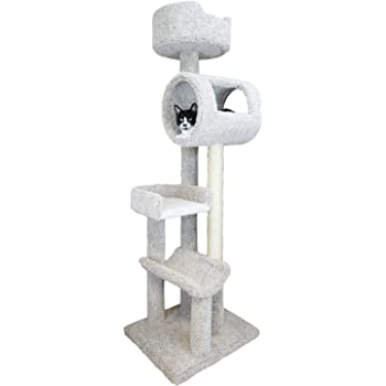 New Cat Condos 190171-Neutral Activity Tree, Large, Neutral