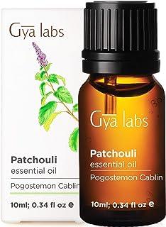 Aceite esencial de pachulí: un limpiador calmante profundo y humectante nutritivo (10 ml) - Aceite de pachulí de grado te...