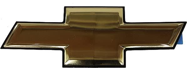 Genuine GM 15252284 Grille Emblem, Front