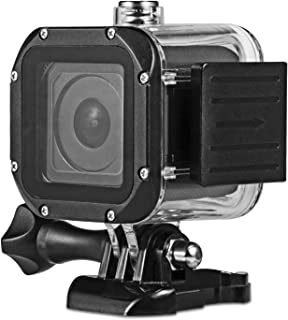 iTrunk GoPro Hero4 Hero5 session 防水ハウジングケース 防水防塵 保護ケース ダイビング 水中撮影可能 水深60mまで スポーツカメラ対応 アクセサリー