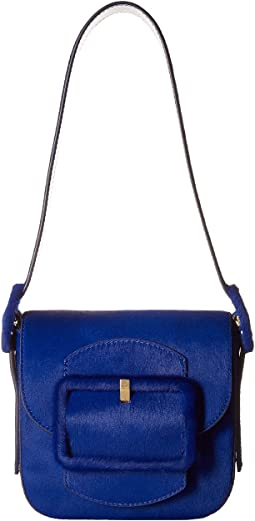 Tory Burch - Sawyer Calf Hair Mini Shoulder Bag