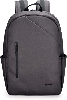 AGVA Urban Denim Weatherproof Backpack Black 15.6''
