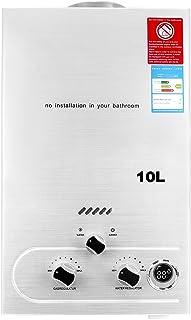 10L Gas Boiler,20KW Gas Boiler,Tankless Waterverwarmers LPG Propaan Butaan Voor Thuis En Buiten,Wit