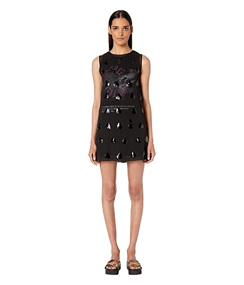 McQ Embellished Shift Dress