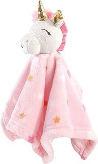 Luvable Friends Luvable Friends Plush Security Blanket, Unicorn, One Size, Unicorn 2Piece, One Size