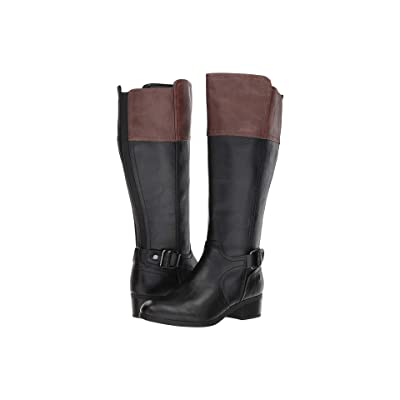 Unisa Treyza WC (Black/Tan) Women