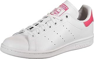 Adidas Stan Smith J Chaussures de Gymnastique, Mixte Enfant