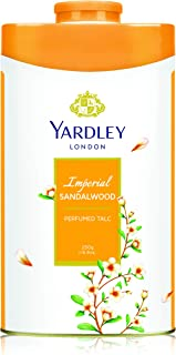 Yardley London - Imperial Sandalwood Talc for Women, 250g
