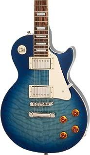 Epiphone Limited Edition Les Paul Quilt Top PRO Electric Guitar Translucent Blue