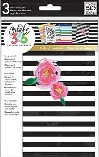 Me & My Big Ideas COVM-01 Create 365 Mini Planner Covers-Painterly