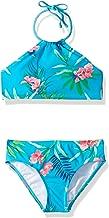 Kanu Surf Girls' Mahina Beach Sport Halter Bikini 2-Piece Swimsuit