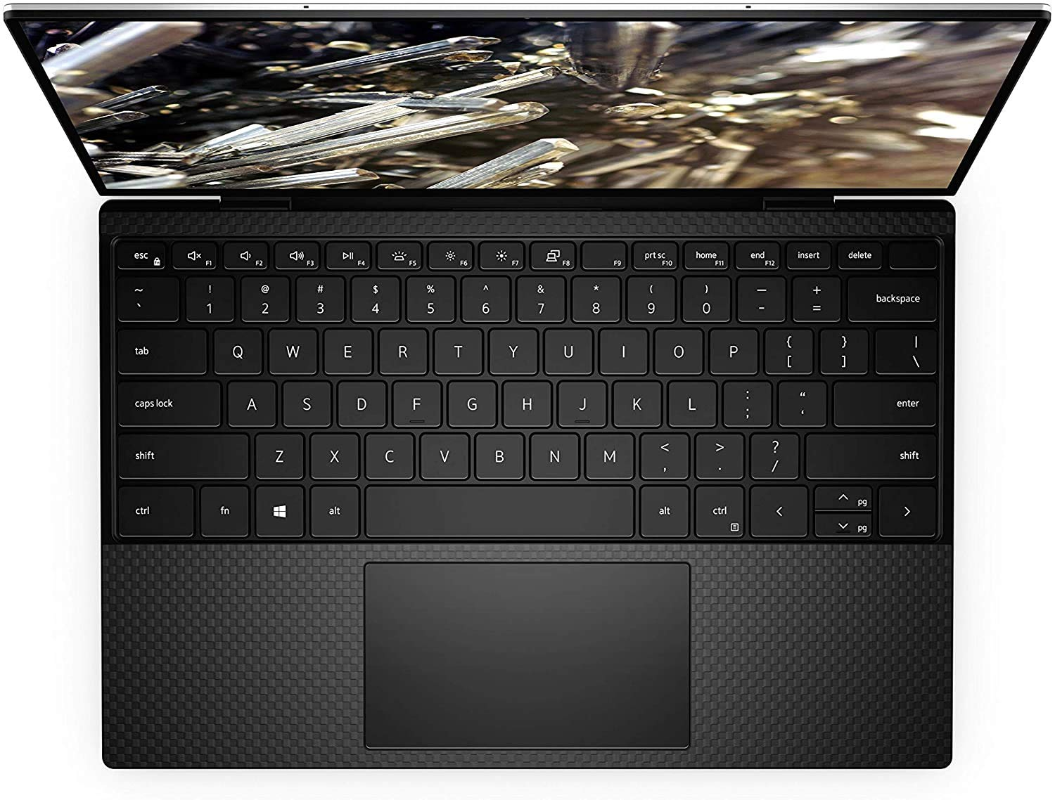 US Layout Dell XPS 13 9300 Accessories Ultra Thin Keyboard Cover for 2020 Dell New XPS 13 9300 13.4 inch Laptop Keyboard Cover Protective Skin