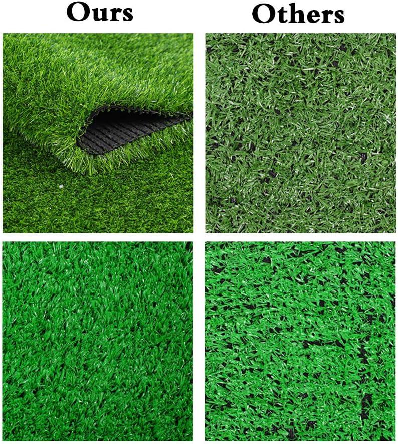 Patio, Lawn & Garden Outdoor Rugs Boshen Artificial Grass Garden ...