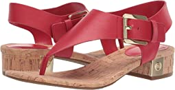 Bright Red Vachetta/Cork
