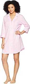 Essentials Bingham Knits Sleep Shirt Pink Paisley SM (US 4-6)