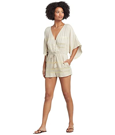 L*Space Kokomo Romper (Cream) Women