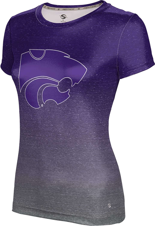 ProSphere Kansas State University Girls' Performance T-Shirt (Ombre)